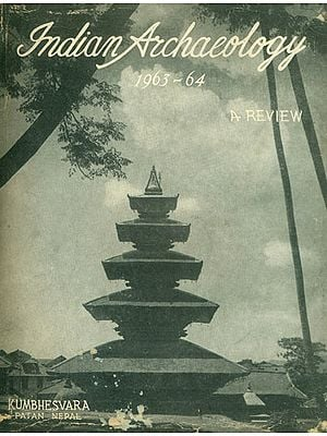 Indian Archaeology 1963-64 A Review (An Old and Rare Book)