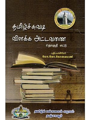 Index of Tamil Palm Leaves - Part 8 (Tamil)