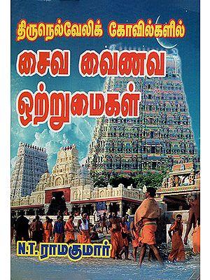 Saivate Vaishnavite Mutual Understanding in thirunelveli Temples (Tamil)