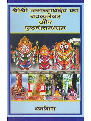 श्री श्री जगन्नाथदेव का नवकलेवर और पुरुषोत्तमधाम- Navakalevar and Purushottamdham of Sri Sri Jagannath Dev