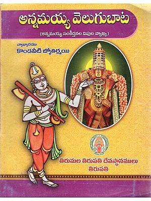 Annamayya Velugubata (Telugu)