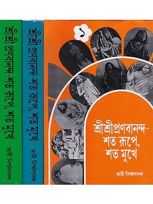 Shri Shri Pranabananda (Set of 3 Volumes in Bengali)