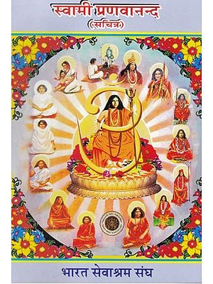 स्वामी प्रणवानन्द (सचित्र)-  Swami Pranavananda (Illustrated)