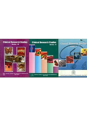 Clinical Research Studies (Set of 3 Volumes)