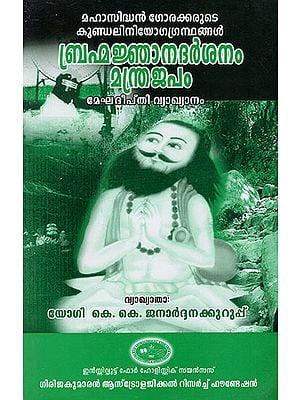 Brahma Jhana Darshnam Mahntrajapam : Megha Deepthi Vyakhyanam (Tamil)