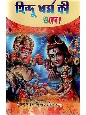 Hindu Dharmo Ki O Keno ? - Bengali (2nd Volume)