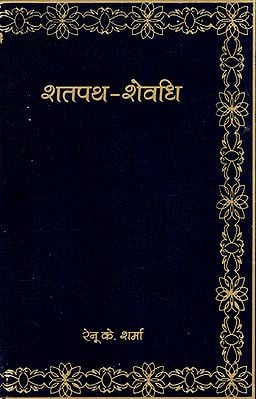 शतपथ - शेवधि - A Book on the Shatapath Brahman