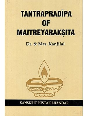 Tanrapradipa of Maitreyaraksita (A Treatise on Kasika and Nyasa)