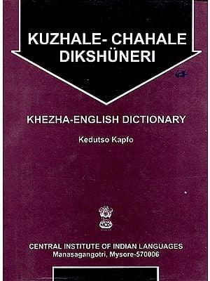 Khezha-English Dictionary
