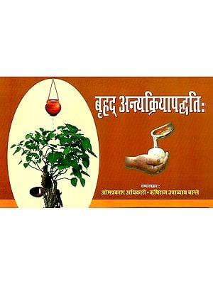 ब्रहद् अन्त्यक्रियापद्धति: Brahad Antya Kriya Paddhati (Nepali)