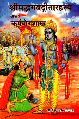 श्रीमद्भगवद्गीतारहस्य अथवा कर्मयोगशास्त्र - Srimad Bhagavadgita Rahasya or Karmayogashastra