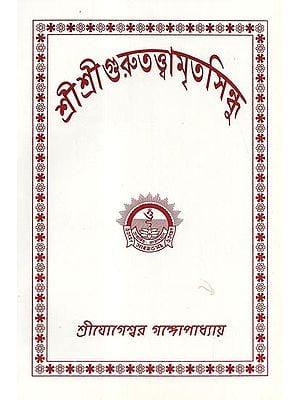 Sri Sri Guru Tattva Amrita Sindhu (Bengali)