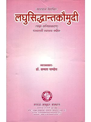लघुसिद्धान्तकौमुदी - Laghu Siddhant Kaumudi