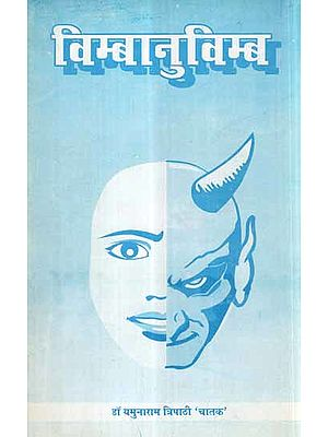 विम्बानुविम्ब- Vimbanuvimb- A Collection of Poetry (An Old and Rare Book)