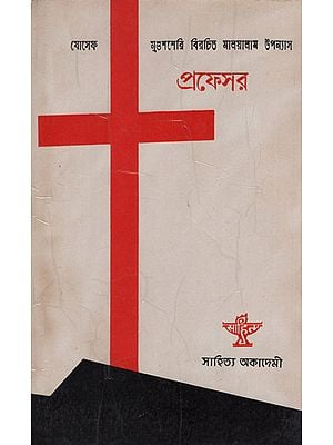 Professor in Bengali- Novel (An Old and Rare Book)