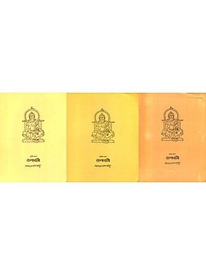 Rupaboli - Set of 3 Volumes (Bengali)