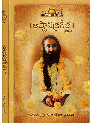 Ashtavakra Gita in Telugu (Set of 2 Volumes)