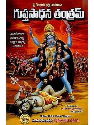 Gupta Sadhana Tantram (Telugu)