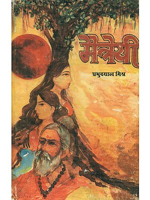 मैत्रेयी: औपनिषदिक उपन्यास - Maitreyi: Upanishad Novel (An Old and Rare Book)