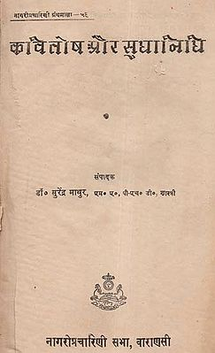 कवितोष और सुधानिधि - Kavitosh and Sudhanidhi (An Old and Rare Book)