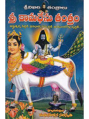 Kamdenuvu Tantram (Telugu)