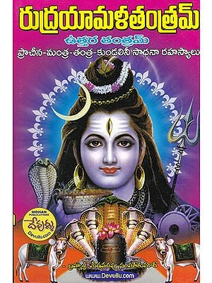 Rudra Yamala Tantram (Telugu)