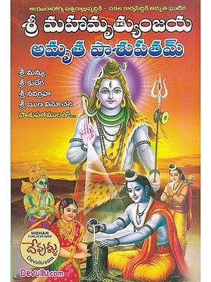 Maha Mrityunjaya Amrutha- Pasupatam (Telugu)