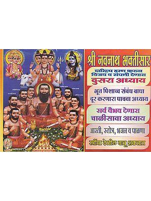 श्री नवनाथ भक्तिसार- Shri Navnath Bhaktisar