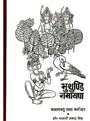 भुशुण्डि रामायण- कथावस्तु तथा समीक्षा - Bhushundi Ramayana - Plot and Review (An Old and Rare Book)