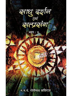 साधु दर्शन एवं सत्प्रसंग - Sadhu Darshan and Satprasang (Part 4)