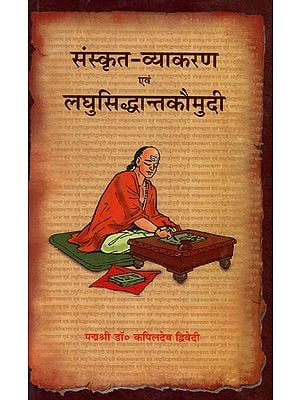 संस्कृत व्याकरण एवं लघुसिध्दान्त कौमुदी - Sanskrit Grammar and Laghu Siddhanta Kaumudi
