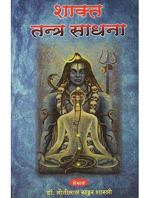 शाक्त तन्त्र साधना - Shakt Tantra Sadhana