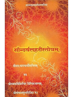 सौन्दर्यलहरीस्तोत्रम् - Saundarya Lahari Stotram