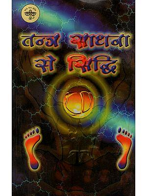 तन्त्र साधना से सिद्धि - Tantra Sadhna Se Sidhi (An Old and Rare Book)