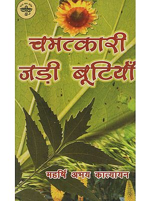 चमत्कारी जड़ी बूटियाँ - Miracle Herbs (An Old and Rare Book)