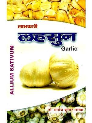 लाभकारी लहसुन- Beneficial Garlic