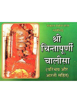श्री चिन्तापूर्णी चालीसा- Shree Chintapurni Chalisa