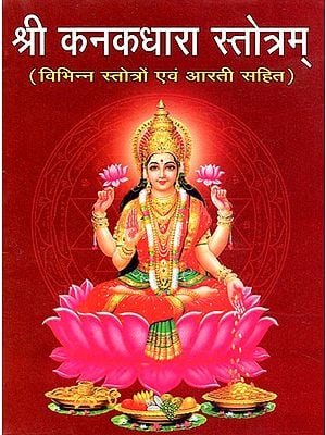 श्री कनकधारा स्तोत्रम- Shree Kanakdhara Stotram (With Different Stotras And Arti)