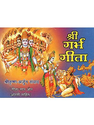 श्री गर्भ गीता- Shree Garbha Geeta