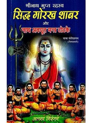 सिद्ध गोरख शाबर और नाथ अवधूत मन्त्र टोटके- Siddha Gorakh Shabar and Nath Avadhoot Mantra Totke