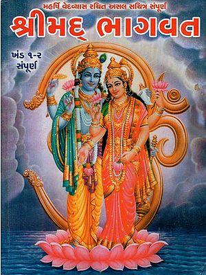 Shrimad Bhagawad- Volume 1,2 Complete (Gujarati)