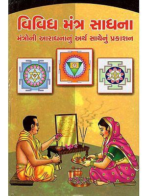 Vividha Mantra Sadhana (Gujarati)