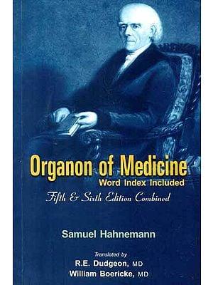 Organon of Medicine (Word Index Included)