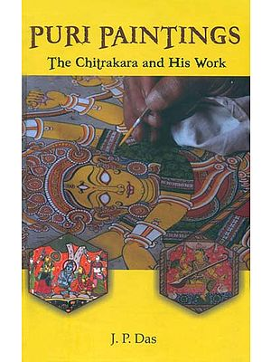 Puri Paintings - The Chitrakara and His Work