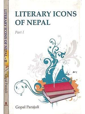 Literary Icons of Nepal (Set of 2 Vols)