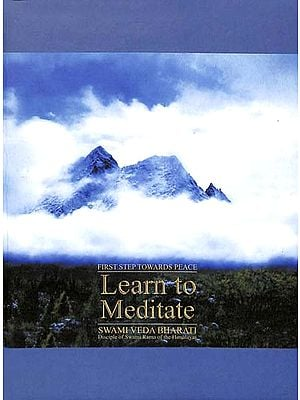 Learn To Meditate (With CD)