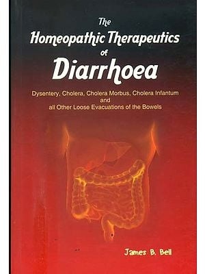 The Homeopathic Therapeutics of Diarrhoea
