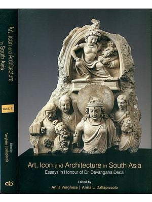 Art, Icon and Architecture in South Asia (Set of 2 Volumes)