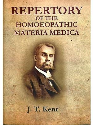 Repertory of the Homoeopathic Materia Medica