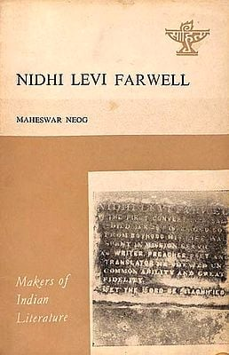 Nidhi Levi Farwell (An Old & Rare Book)